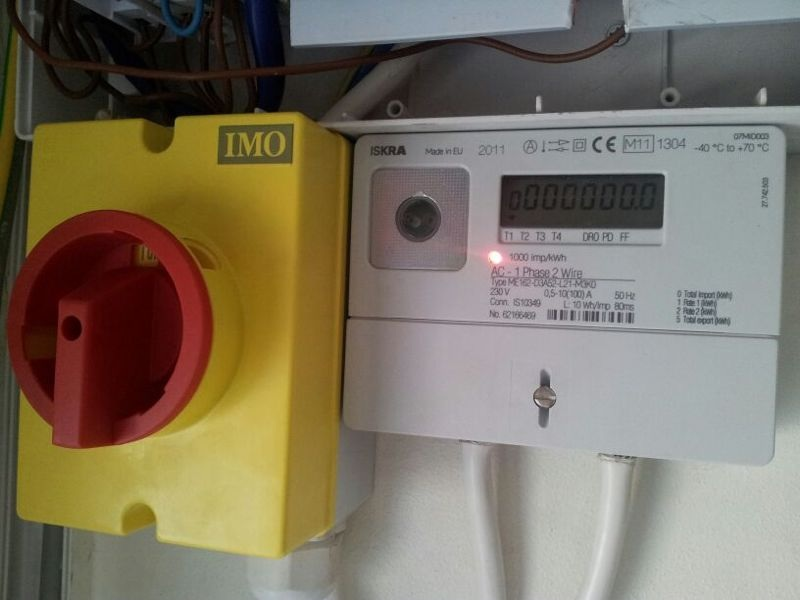 Domestic Solar Panel Installations Northants